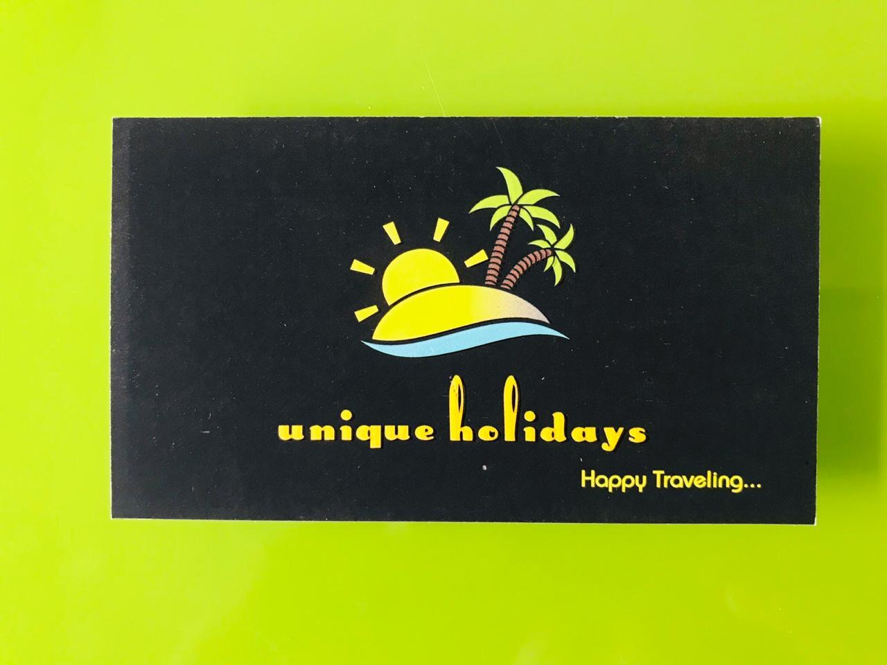 Unique Holidays
