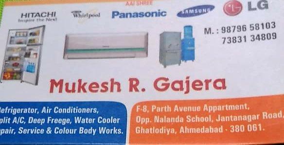 Mukesh R Gajera