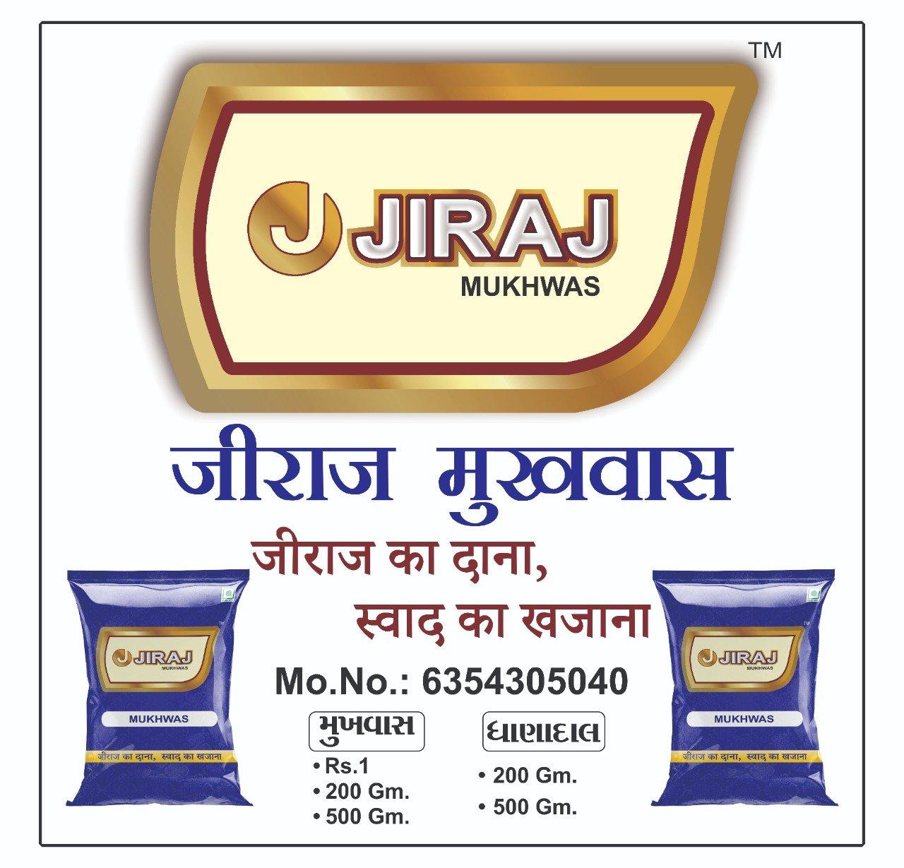 Jiraj Mukhwas