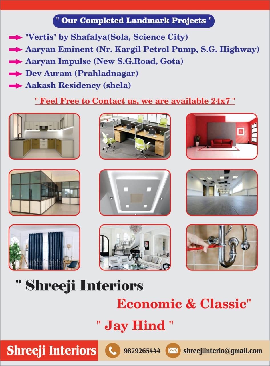 Shreeji Interiors