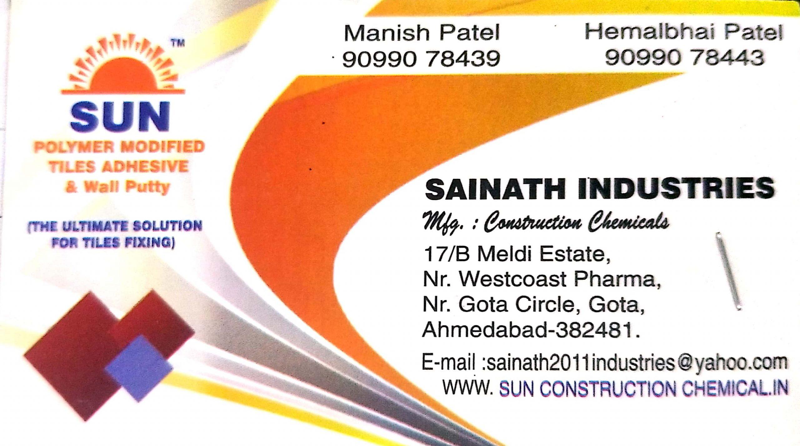 Sainath Industries