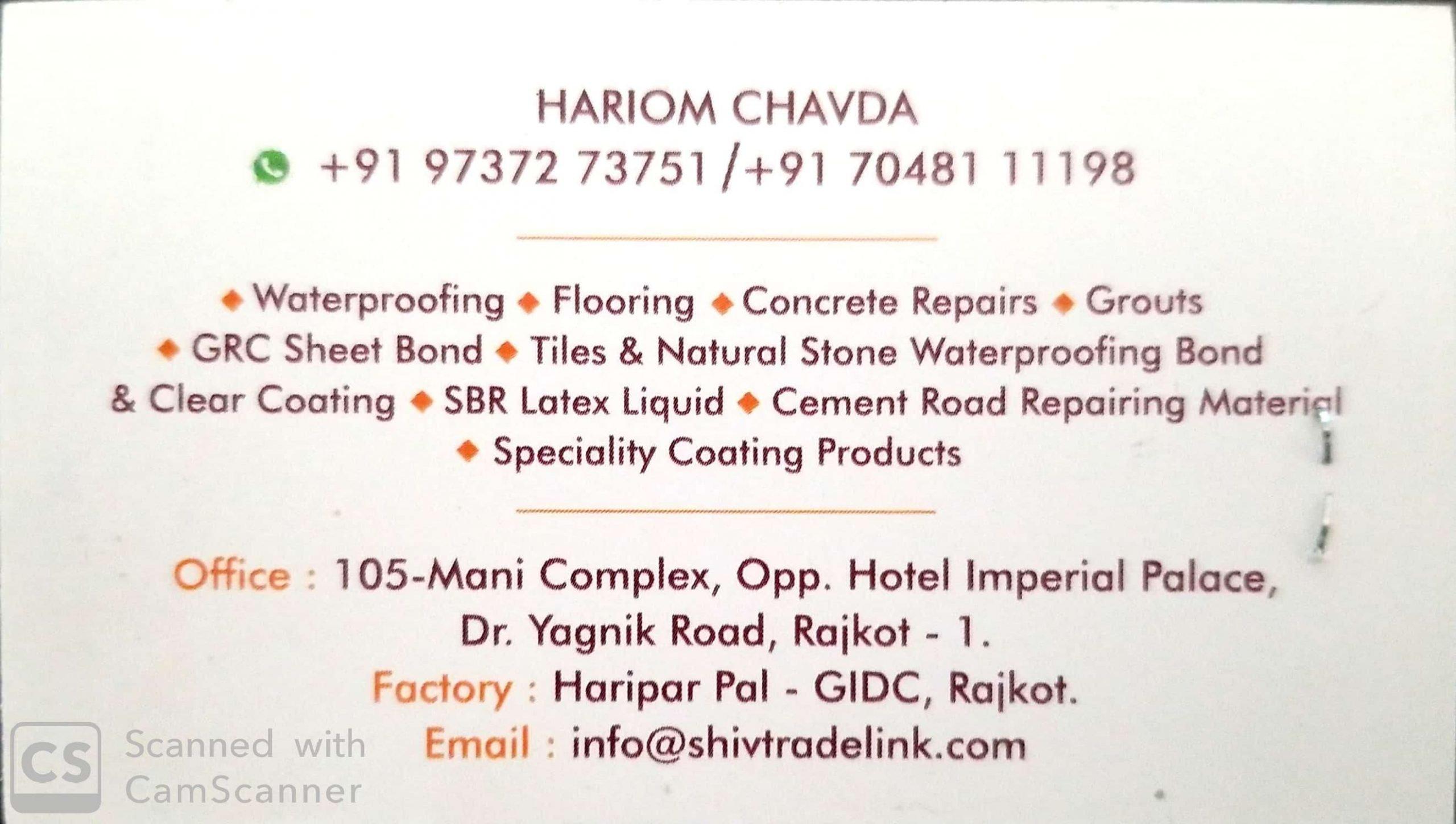 Shiv Tradelink