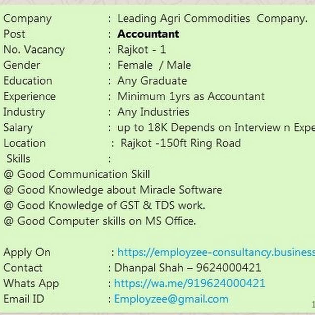 Employzee Consultancy