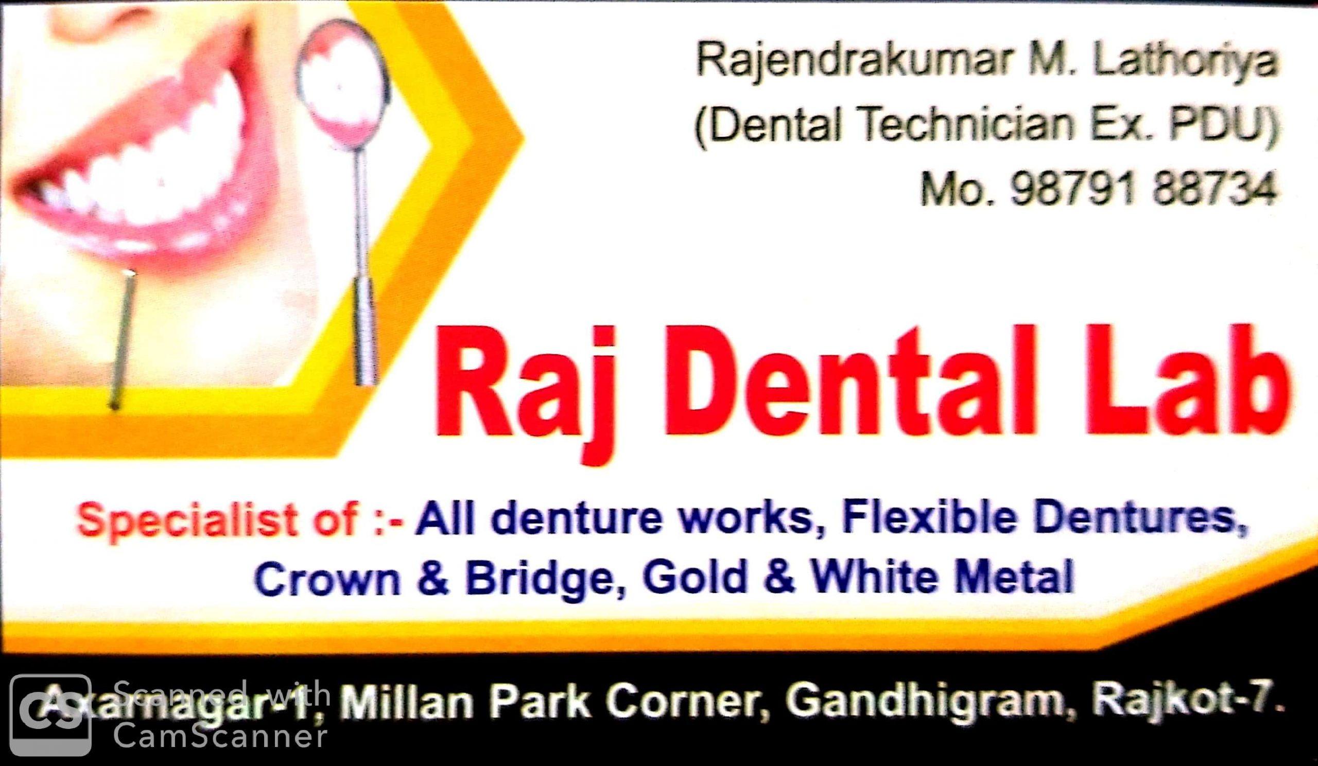 Raj Dental Lab
