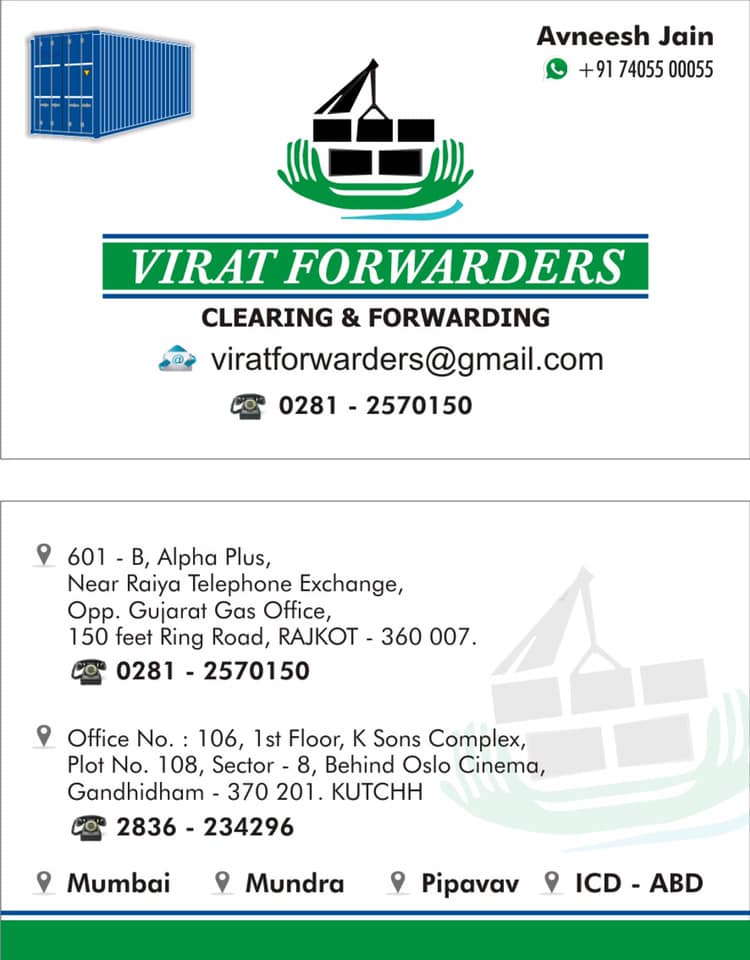 VIRAT FORWARDERS