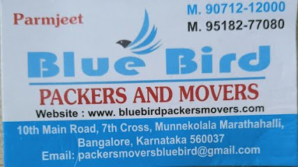 Blue Bird Packers and Movers in bangalore