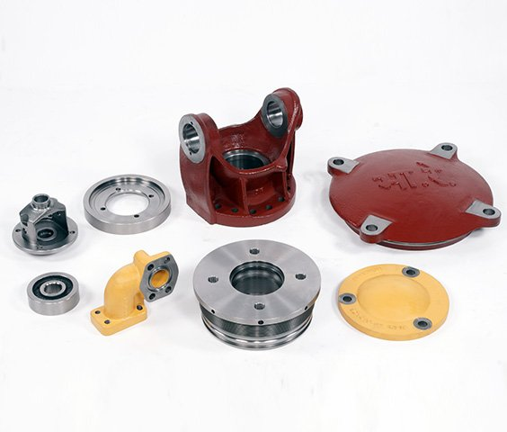 Sg Iron Casting Manufacturers in USA – Bakgiyam Engineering