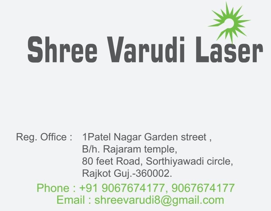 Shree varudi laser marking solution